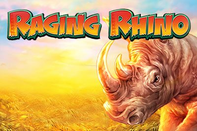 Raging Rhino - Rizk Casino