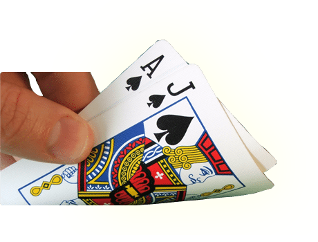 Learn the correct Blackjack strategy