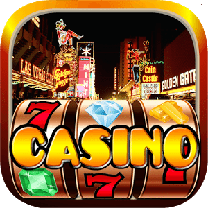 Start off by playing free casino slots