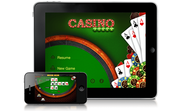 There's many advantages to mobile Poker