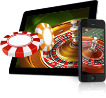 Play mobile Roulette anywhere