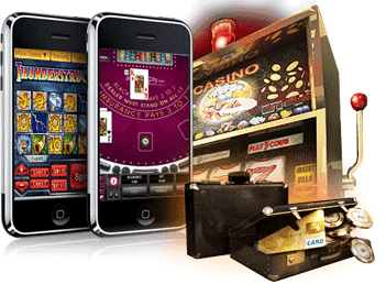 Get some mobile slots free spins