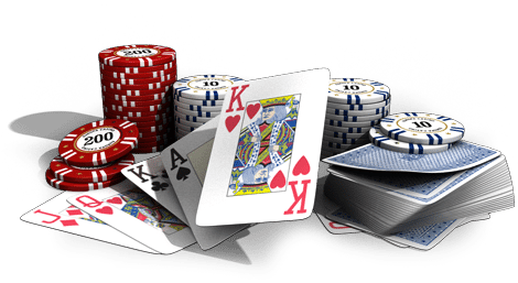 Online casinos played from home