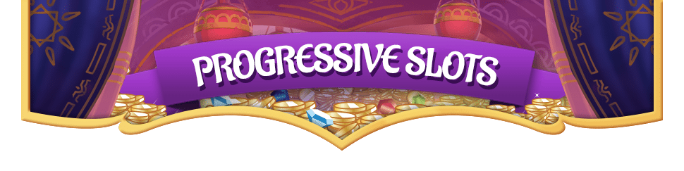 Learn how to play free progressive jackpots