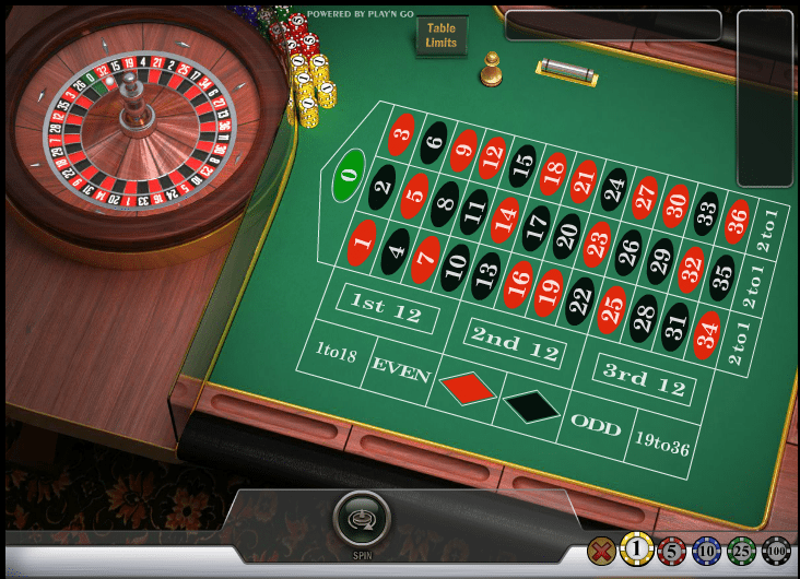 Get a bonus when you play Roulette