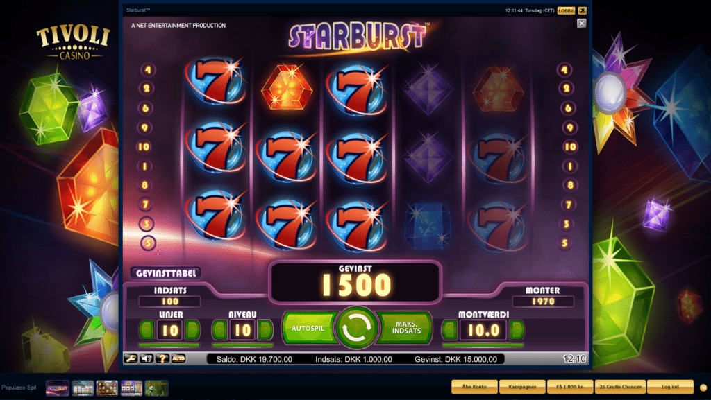 Play with a slot machine free bonus