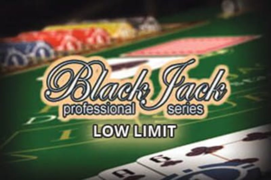 Blackjack Professional Series Low Limit