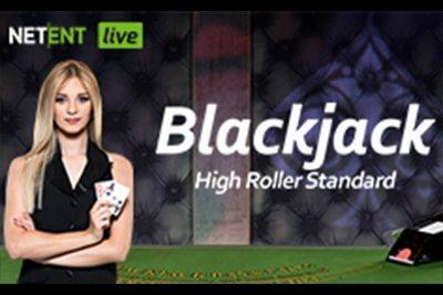Live Black Jack Standard
