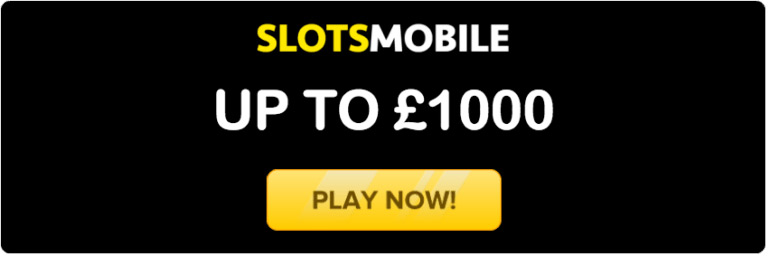 Premium UK Mobile Slots Deposit Offer